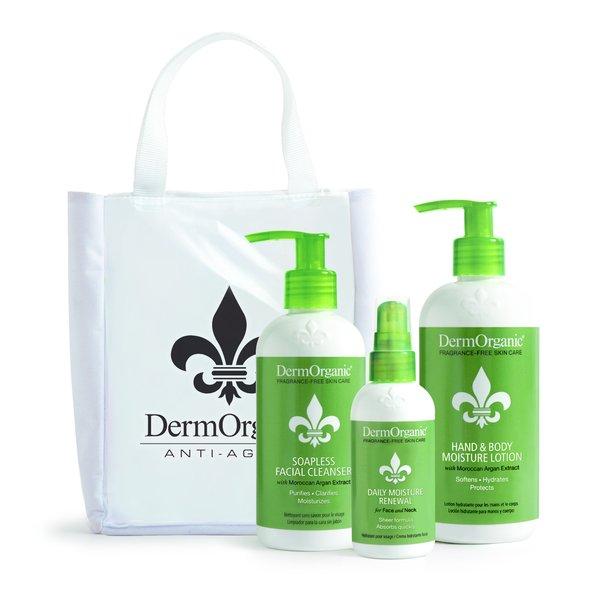 DermOrganic® - 100% Pure Argan Oil