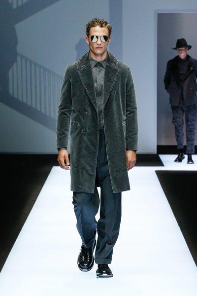 Giorgio Armani: A Huge Success in Milan for Fashion Week