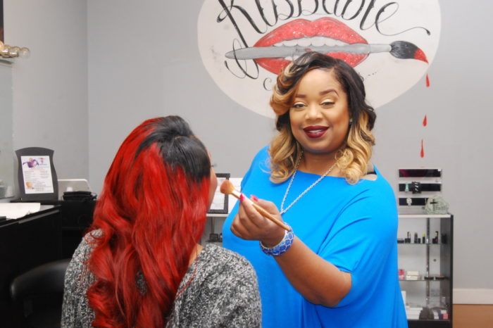 Celebrity Makeup Artist Michelle Carr
